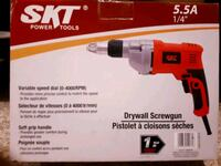 New Drywall Screw Gun