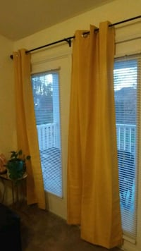 Curtains (Grommet) 2 Panels Rock Hill, 29732