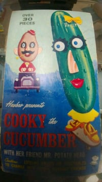 Cookie cucumber and potato head Wautoma, 54982