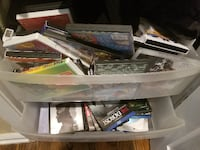 assorted DVD movie case  Fort Mill