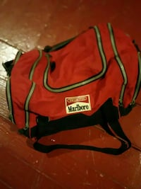 red and black Marlboro duffel bag Newport News, 23607