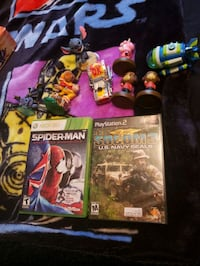 Video games and amiibos Port Colborne, L3K 5X1
