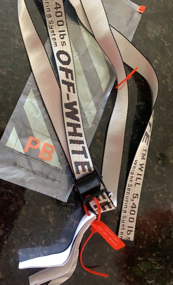 Off white belt df471d08-191f-4f6d-b6c0-5bc13dd530e6