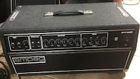 BASS HEAD AMPEG SVT 200 solid state