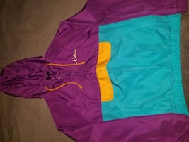 windbreaker hoodie from forever 21