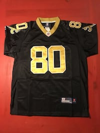 Brand new, Jimmy Graham New Orleans Saints Men's NFL Jersey Coweta, 74429