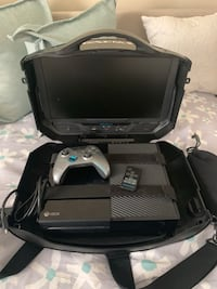PORTABLE GAME STATION WITH XBOX1 & HOVER BOARD Portsmouth, 23702
