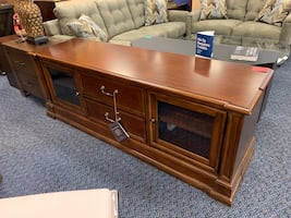 "New Dover Point 70"" Media Console"