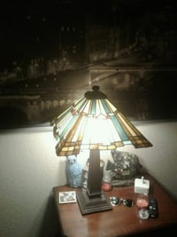 Mission Tiffany Lamp  Mesquite, 75149