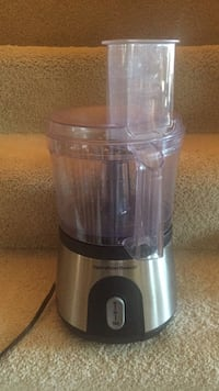 Food Processor Chantilly, 20152