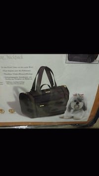 NEW Pet Carrier w Free Gift Boston