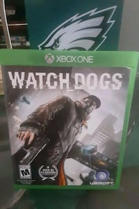 Xbox one.... Watch Dogs