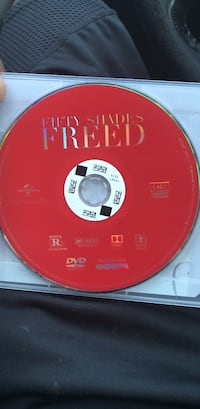 Fifty shades freed dvd Wilmington