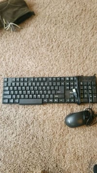 Wired keyboard and mouse set Fresno, 93722