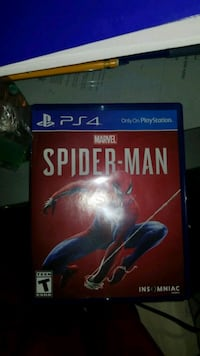 Sony PS4 Spiderman  Chillum, 20782
