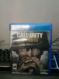 Call Of Duty WW2 Ps4 Games Regina, S4N 1S5
