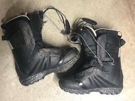 NORTHWAVE WOMENS snowboard boots sz 7. MINT!