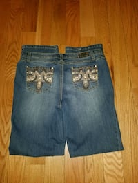 Womens Size 12 Earl brand jeans Reed, 42451