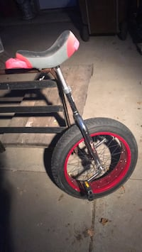 black and red BMX bike El Paso, 79925