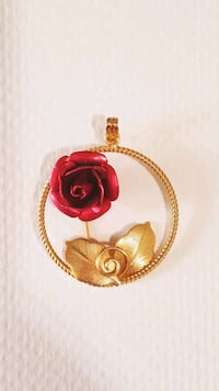 Vintage Rose Pendant Rockville, 20850
