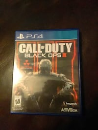 ps4 call of duty black ops 3 game Cary, 27519
