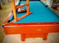 Used Sportcraft Est Antique Pool Table In Azusa Letgo - Sportcraft pool table est 1926