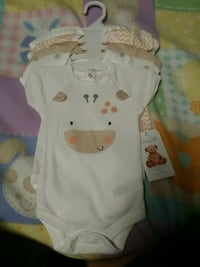 5 outfits for baby Paris, 38242