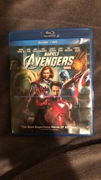 Marvel's The Avengers Blu-Ray Fairfax, 22032