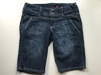 blue denim straight-cut jeans Toronto, M6R 1Z8