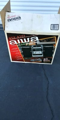 aiwa stereo almost new Henderson, 89012