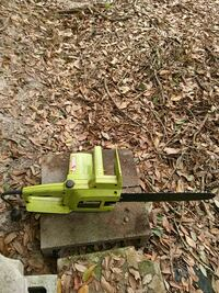 Electric chainsaw Moss Point