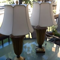 Lamps with Shades Plantation, 33324