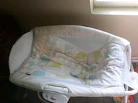 baby's white and gray bassinet Moyock, 27958