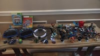 Skylanders Trap Team and Superchargers Xbox 360 Fairfax, 22030