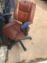 Office chair.  Super comfortable.