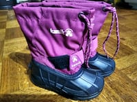 NEW Kamik toddler girl winter boots Size 9
