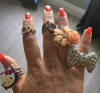 Rings, necklaces and headbands  Courtice, L1E 1H1