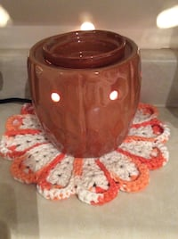 Pumpkin full size Scentsy warmer Winnipeg, R2M 2C2