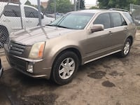 Cadillac - SRX - 2004 Milwaukee
