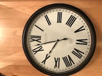 Large Wall Clock 20 inches Toronto, M5J 2Y5