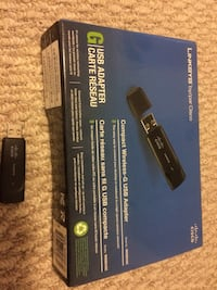 Linksys wireless router usb adapter
