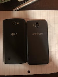 black LG android smartphone with black case Toronto, M4X 1M3
