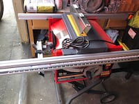 red and gray table saw Anaheim, 92802