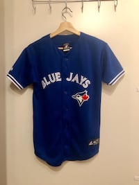 NWOT- Blue and white Toronto Blue Jays jersey! YOUTH L Toronto, M3C 2K9