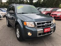Ford - Escape - 2012 Mississauga