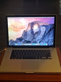 "MacBook Pro mid 2010 model - 15"" - Great Condition Los Angeles, 91604"