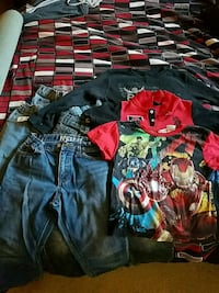 Assorted boys clothes  Oxon Hill, 20745
