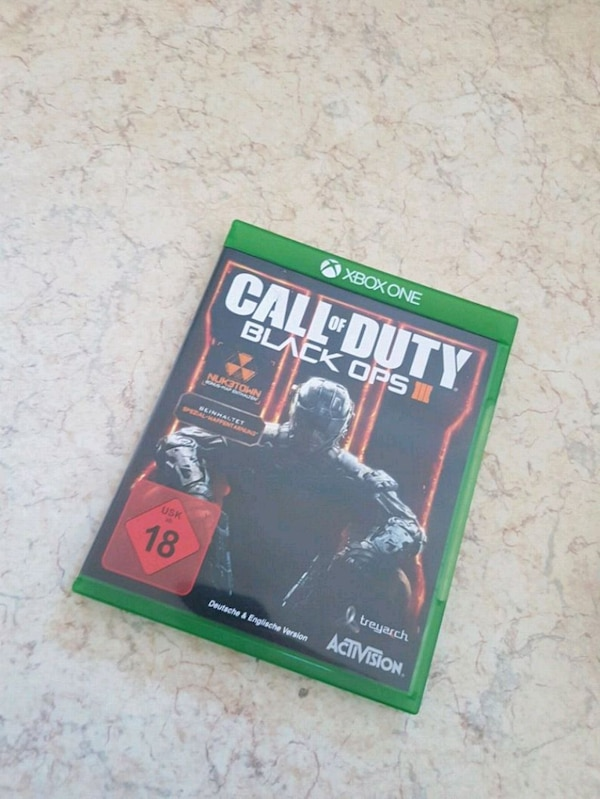 Call of Duty // BLACK OPS 3 // XBOX One