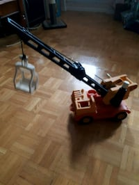 Vintage Fisher Price crane Whitby, L1P 1A2