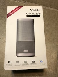 Vizio Crave 360   Smartcast Multi-Room Wireless Speaker SP50-D5 Waynesboro